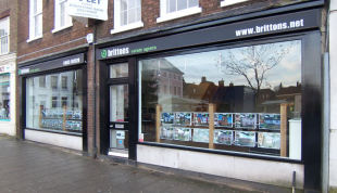 Brittons Estate Agents, King's Lynnbranch details