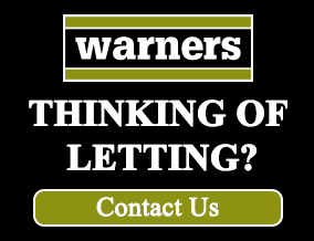 Get brand editions for Warners Estate Agents, Wymondham