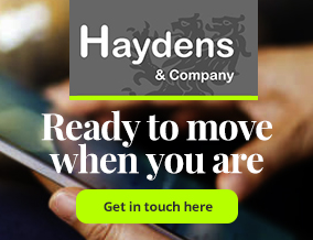 Get brand editions for Haydens Town & Country, Hertfordshire