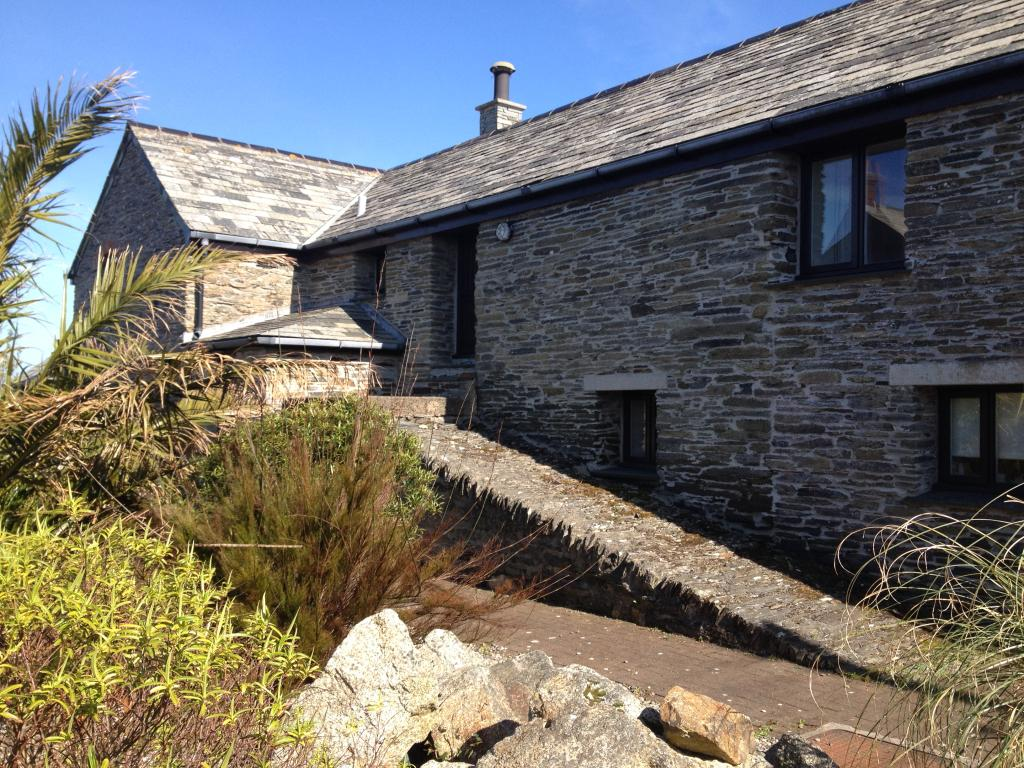 Barn conversion for sale near padstow webcam