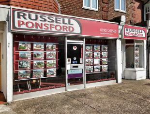 Russell Ponsford, Worthingbranch details