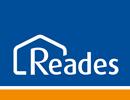 Reades, Hawarden branch logo