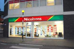 Nicolsons The Estate Agents, Staffordbranch details