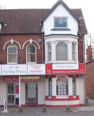 Robert Aston & Co Ltd, Moseleybranch details