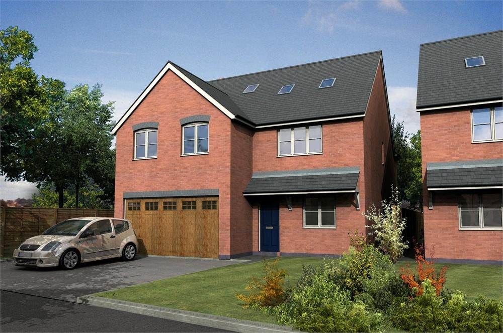 5 Bedroom Detached House For Sale In The Green Redhill