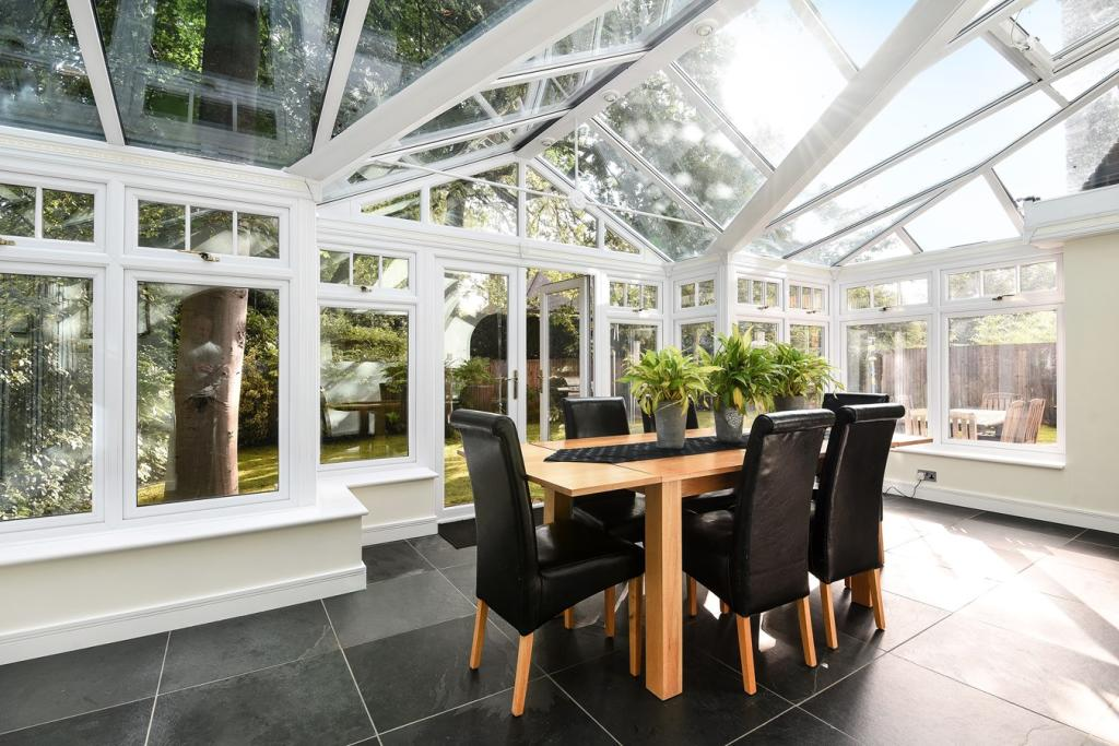Renway Homes,Conservatory