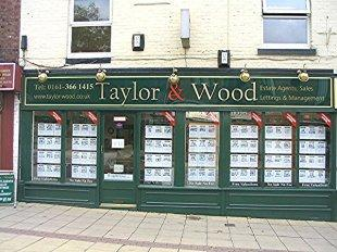 Taylor & Wood Estate Agents, Hydebranch details