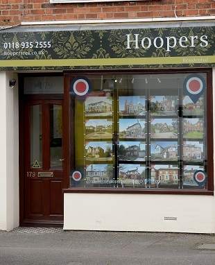 Hoopers Residential, Readingbranch details