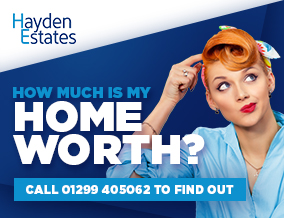 Get brand editions for Hayden Estates, Bewdley