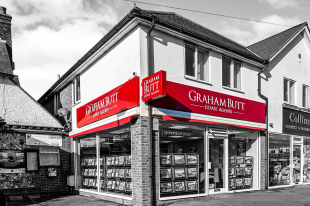 Graham Butt Estate Agents, Rustingtonbranch details