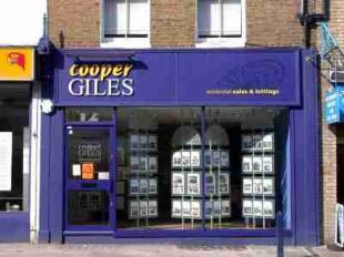 Cooper Giles, Londonbranch details