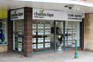 Charles Faye Estate Agents, Calnebranch details
