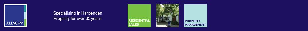 Get brand editions for Allsopp Estate Agents, Harpenden