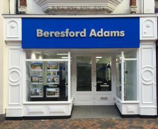 Beresford Adams, Wrexhambranch details