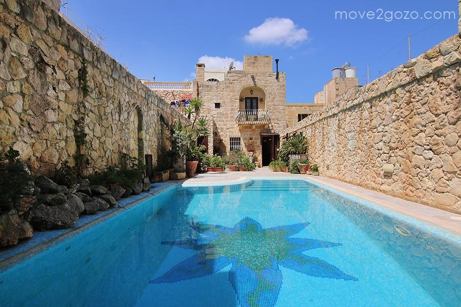 4 bed Village House in Gozo