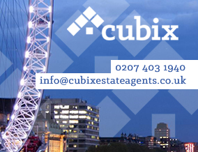 Get brand editions for Cubix Estate Agents, London