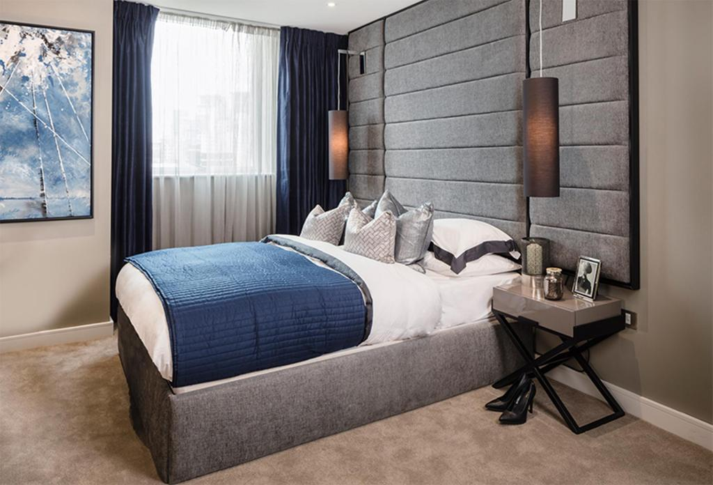 Barratt,Master Bedroom
