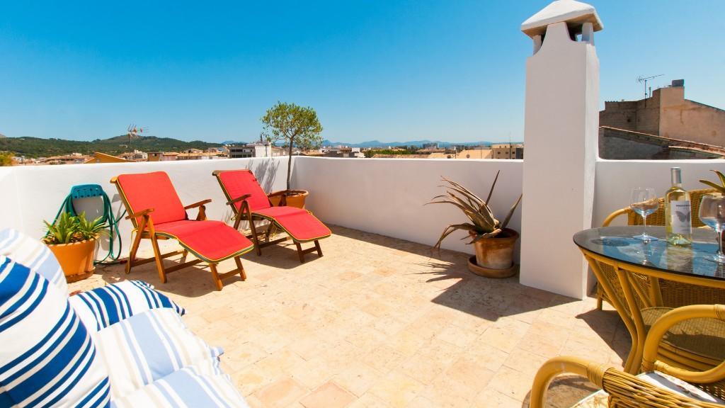 Town House for sale in Alcúdia, Mallorca...