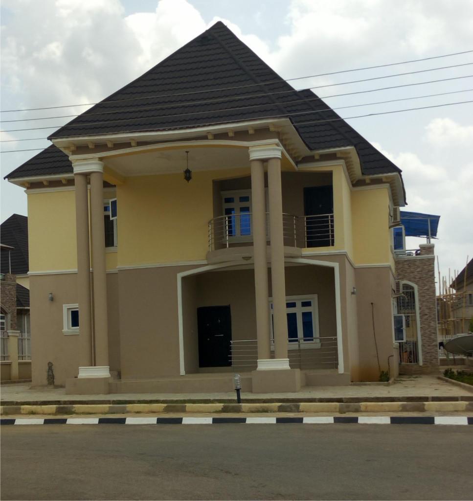 new property in Abuja...