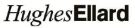 Hughes Ellard , Fareham branch logo