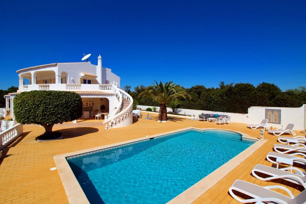 7 bed Villa in Algarve, Lagoa