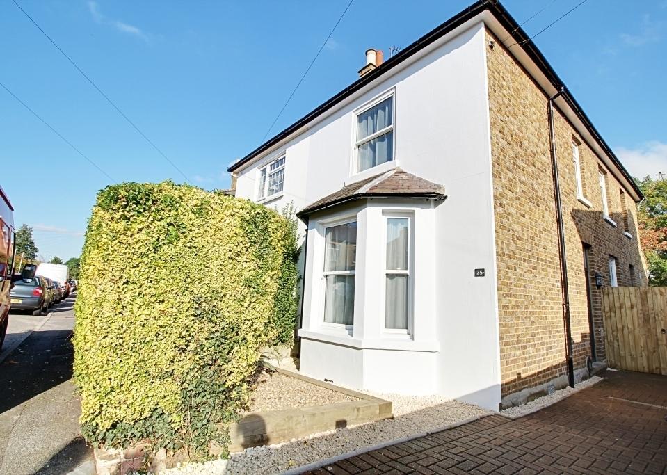 4 bedroom semi-detached house for rent in Uxbridge, UB8 ...