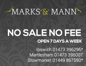 Get brand editions for Marks & Mann Estate Agents Ltd, Stowmarket