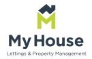 My House-NE, Newcastle upon Tyne logo