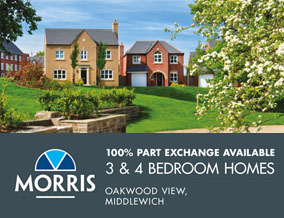 Get brand editions for Morris Homes Ltd, Oakwood View