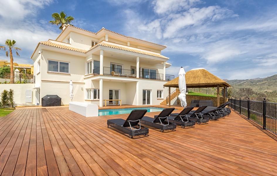 Detached Villa in El Rosario, Málaga...