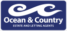 Ocean & Country, Bodmin logo
