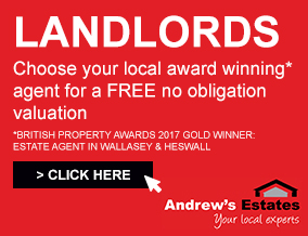 Get brand editions for Andrew's Estates, Wallasey