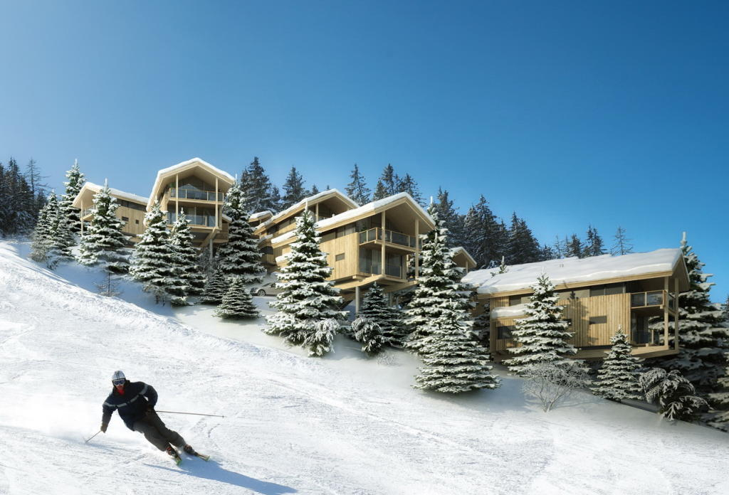 new development in Schladming, Liezen...