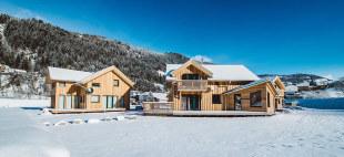 Austrian Alpine Chalets, Stadlbranch details