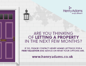 Get brand editions for Henry Adams, Chichester - Lettings