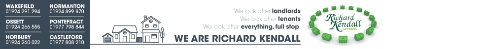 Get brand editions for Richard Kendall, Pontefract - Lettings