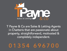 Get brand editions for T Payne & Co Ltd, Chatteris