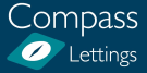 Compass Lettings, Millbrook logo
