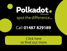 Get brand editions for Polkadot Homes, Sawtry