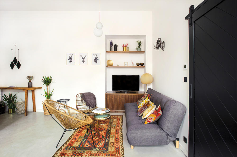 Apartment in District V, Budapest