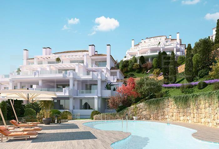 Marbella new Apartment for sale