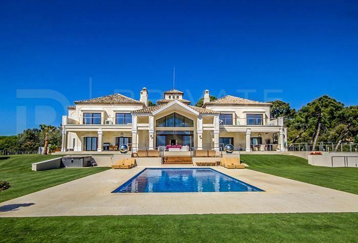 7 bedroom Detached Villa for sale in Marbella, Málaga, Spain