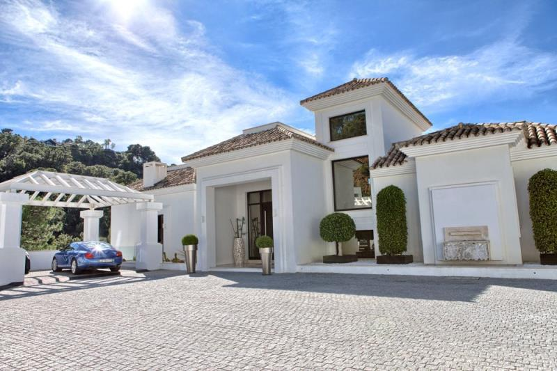 Benahavis house