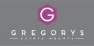 Gregorys Estate Agent, Keynsham logo