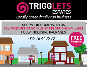 Get brand editions for Trigglets Estates Ltd, Barnsley