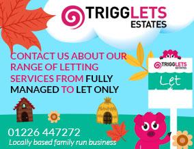 Get brand editions for Trigglets Estates Ltd, Barnsley