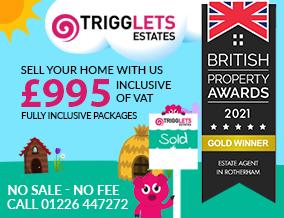 Get brand editions for Trigglets Estates Ltd, Manvers