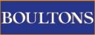 Boultons, Kirkburton logo