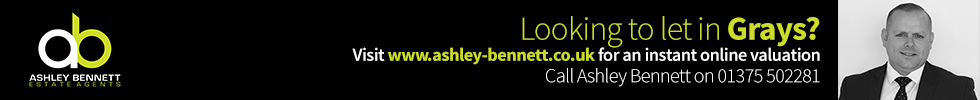 Get brand editions for Ashley Bennett, Grays