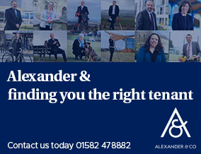 Get brand editions for Alexander & Co, Dunstable - Lettings